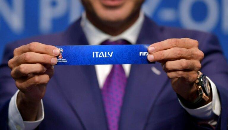 Определились пары стыковых матчей европейского отбора к ЧМ-2018
