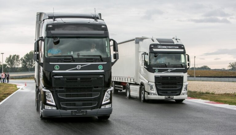 'Volvo Group' konstatējis nepilnības kravas automobiļu kaitīgo izmešu kontrolē