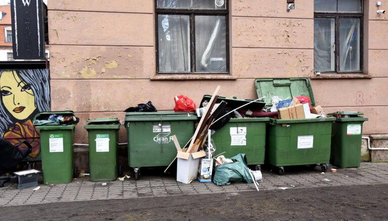 Pūce uzstās uz ārkārtējo situāciju atkritumu apsaimniekošanā