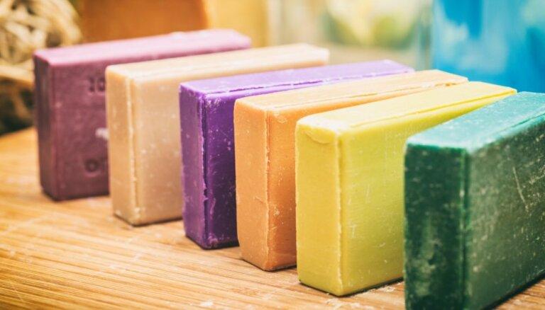 8 необычных лайфхаков с мылом, которые пригодятся почти всем