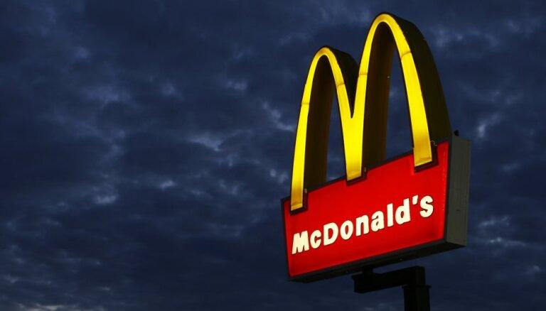 'McDonald's' atbalstu zaudē arī Austrālijas Olimpiskā komiteja