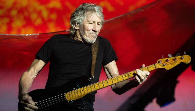 'Pink Floyd' mūziķis Rodžers Voterss piekto reizi precēsies