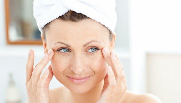 Seši svarīgākie vitamīni skaistai un veselai sejas ādai