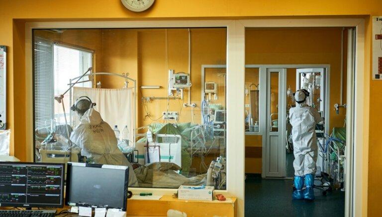 За сутки число новых случаев Covid-19 в Латвии перевалило за тысячу, 19 пациентов скончались