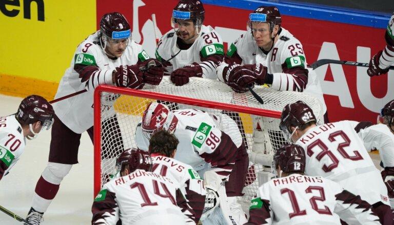 Valdībai varētu lūgt 300 tūkstošus eiro hokeja izlases dalībai Pekinas spēlēs
