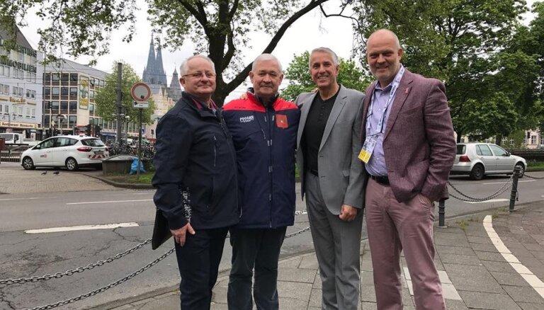 Сегодня сборная Латвии встретится на ЧМ со словаками и Шуплером