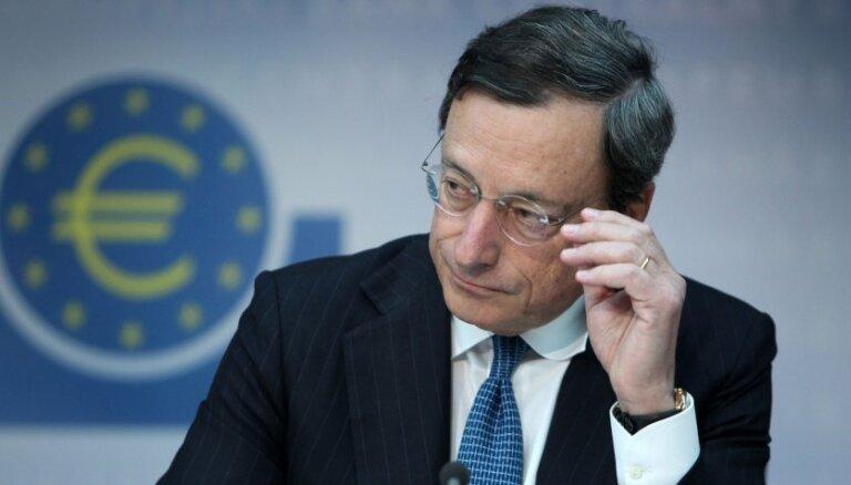 ЕЦБ и Марио Драги оставили рынок без сенсаций