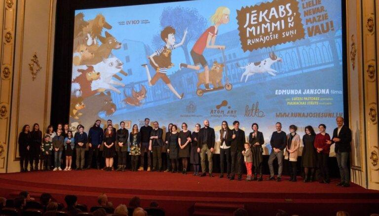 KM tuvākajos gados vēlas attīstīt Latvijas kino industriju