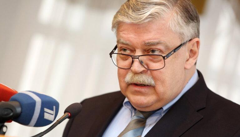 Посол России: Нападение на посольство Латвии— попытка нанести вред отношениям наших стран