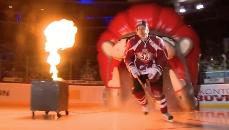 Latvijas kino sāk rādīt dokumentālo filmu 'Leģenda Dinamo'