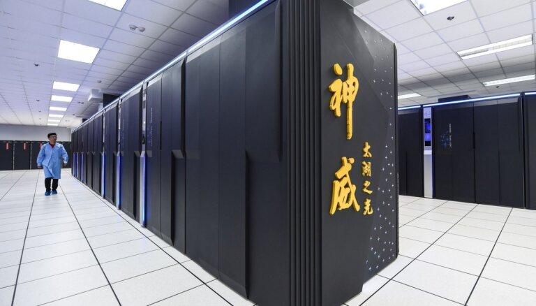 ASV melnajā sarakstā iekļauj septiņas ķīniešu superdatoru kompānijas un iestādes