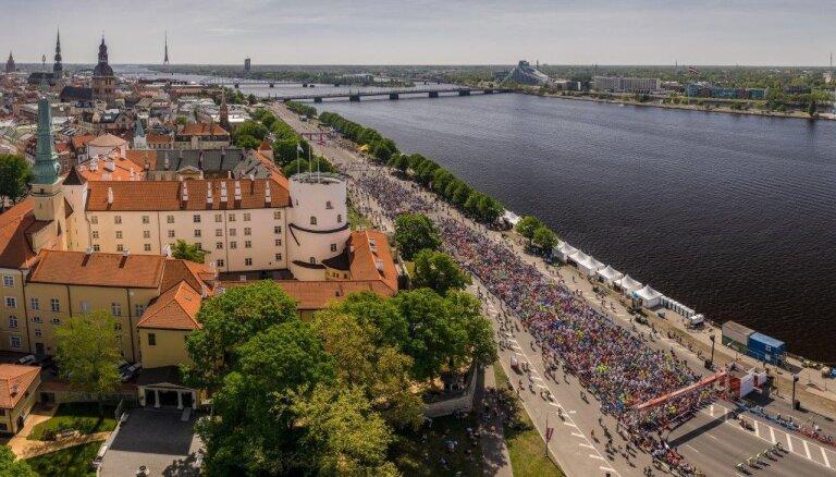'Rimi' Rīgas maratons – skriešanas svētkiem 30. sezonā jauns nosaukums