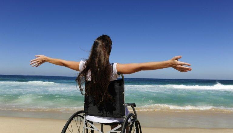 Latvijā izstrādāta ceļošanas aplikācija 'Mapeirons' cilvēkiem ar invaliditāti