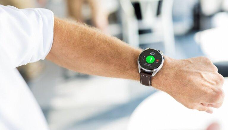 'Huawei Watch 3 Series' viedpulksteņi izsmalcinātai vasarai