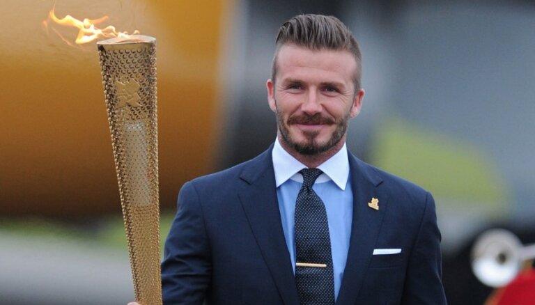 Дэвид Бэкхем на Олимпиаде не сыграет