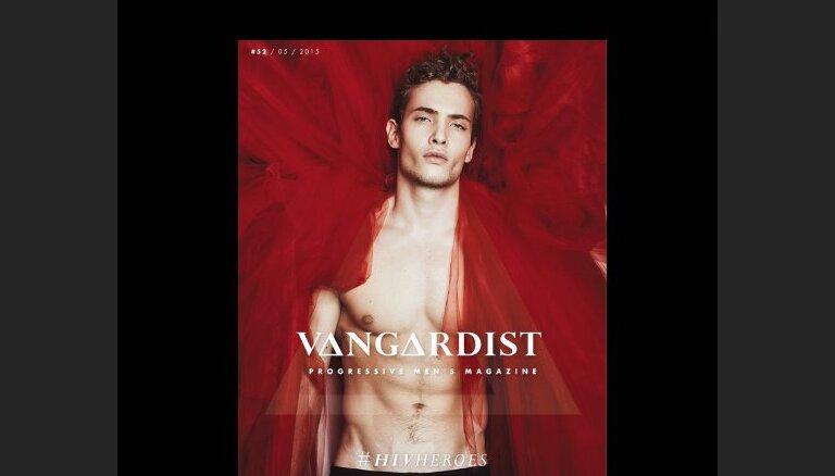 Austrijā žurnāls nodrukāts ar HIV pozitīvo asinīm
