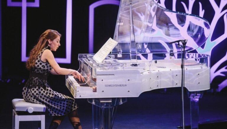 Foto: 'Radīti mūzikai' trešajā kārtā izskanēja septiņi nebijuši dueti