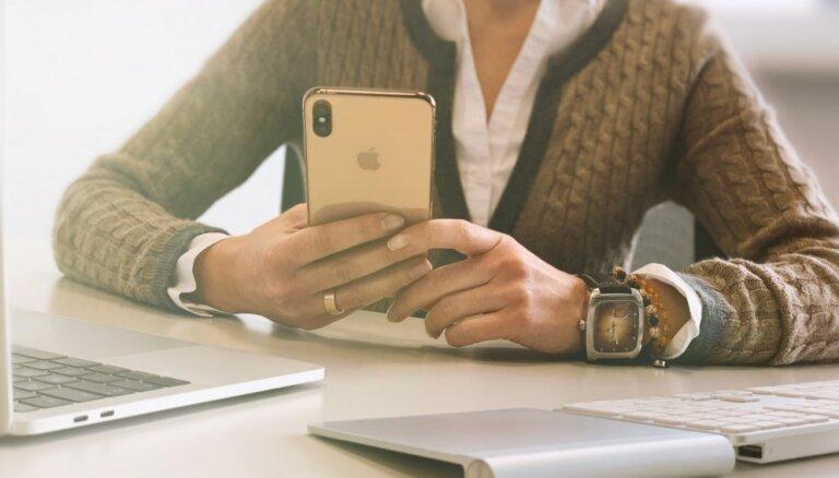 Mobilie tālruņi – ne tikai zvanīšanai: uzņēmumi meklē risinājumus, lai aizsargātu darbinieku tālruņos esošo informāciju