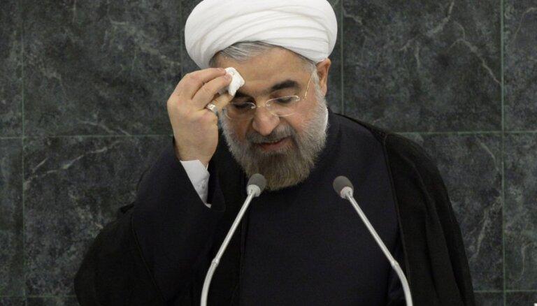 Holokausts bija noziegums pret ebrejiem, paziņo Irānas prezidents