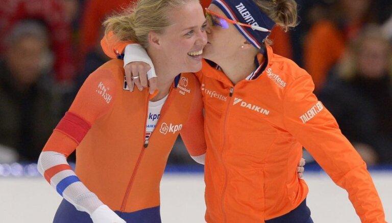 Титулованные голландские конькобежки сыграют свадьбу между собой