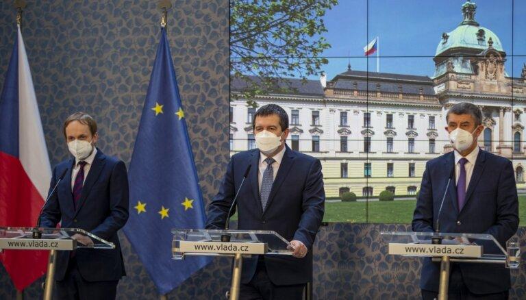Āris Jansons par eksploziju Čehijā: Diversija, kuru gandrīz izdevās noklusēt