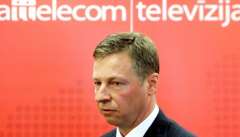 'Lattelecom' apgrozījums pusgadā sasniedzis 94,5 miljonus eiro