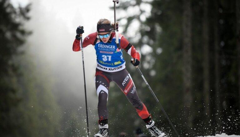 Bendika Pasaules kausa sezonas pirmajās sacensībās finišē 34. vietā