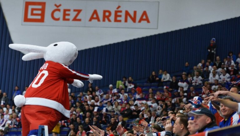 Čehija sasniedz jaunu pasaules hokeja čempionāta apmeklējuma rekordu