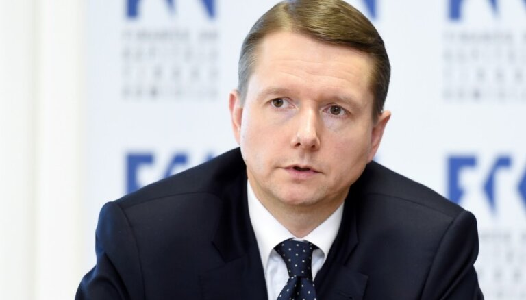 Latvijas finanšu sektorā ir būtisks progress, pauž Putniņš