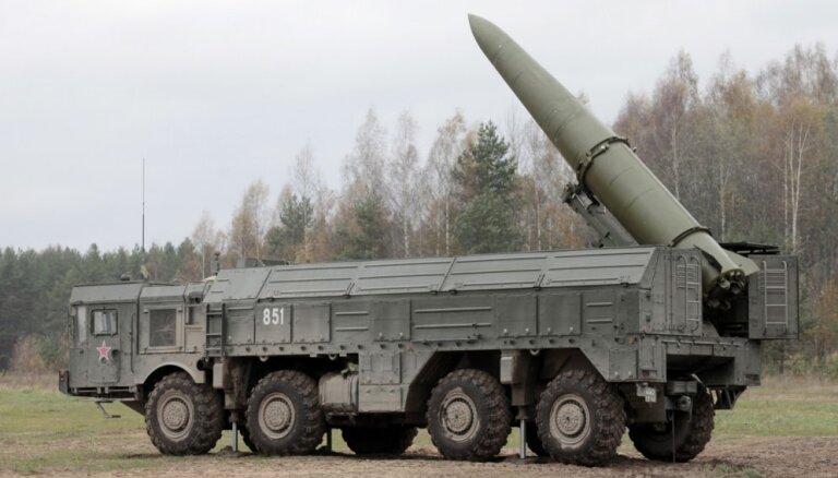 ES vēstnieks Krievijā: Kaļiņingradas apgabala militārā potenciāla stiprināšana kavē mūsu sadarbību