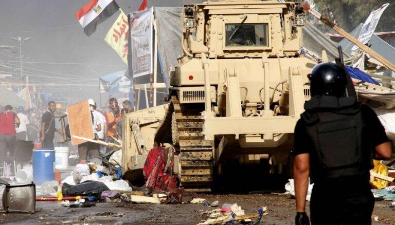 11 Mursi atbalstītājiem piespriests mūža ieslodzījums