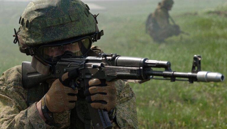 Krievija paziņo, ka tās karavīru klātbūtne Venecuēlā ir saskaņā ar tiesību normām