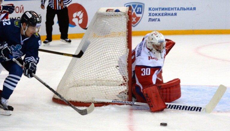 Murigins, Robinsons un Mozjakins atzīti par KHL septembra labākajiem spēlētājiem