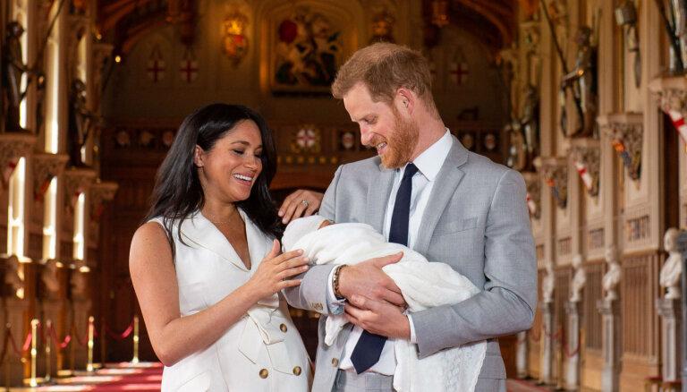 Крещение принца Арчи пройдет по королевским обычаям