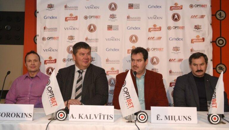 LHF: Latvijas hokeja izlasēm novembrī - 'eksperimentāli' turnīri