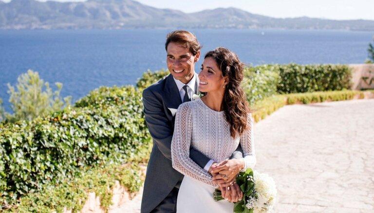 ФОТО: Теннисист Рафаэль Надаль женился после 14 лет отношений
