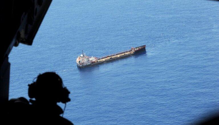 Pirāti atbrīvojuši pie Togo nolaupīto grieķu tankkuģi