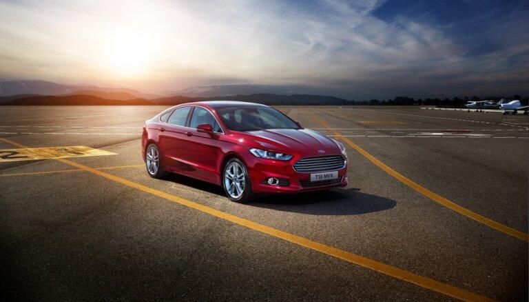 Новый Ford Mondeo в Латвии будет доступен в конце года