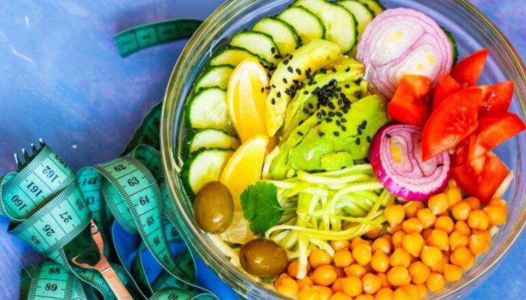 Ешьте и стройнейте — первая неделя: латвийские специалисты разработали меню для похудения