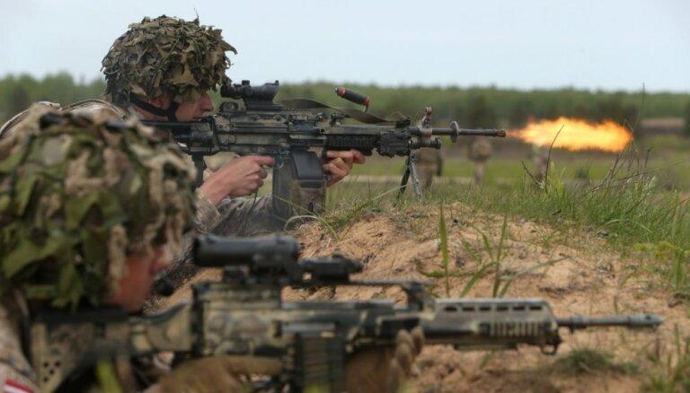 Latvijā šogad ieradīsies Polijas, Vācijas un ASV karavīri