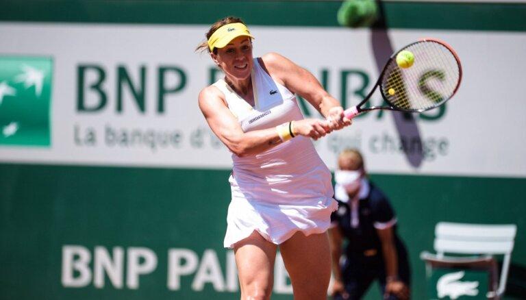 Par 'French Open' titulu cīnīsies Pavļučenkova un Krejčīkova