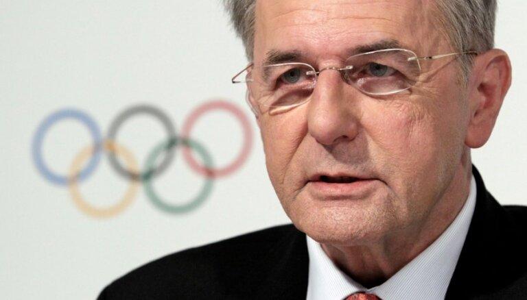 Умер бывший глава МОК Жак Рогге