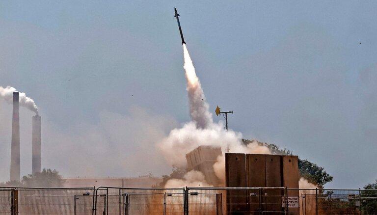 Палестинцы выпустили по Израилю около 1500 ракет за три дня
