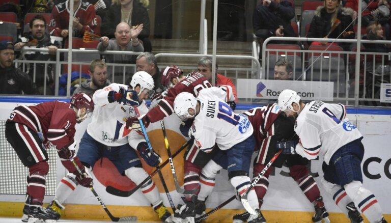Finansiālu problēmu nomāktā 'Slovan' atsakās no spēlēšanas KHL