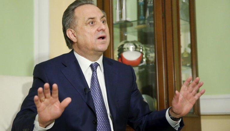 Мутко не уйдет с поста министра спорта РФ, отстранен его зам