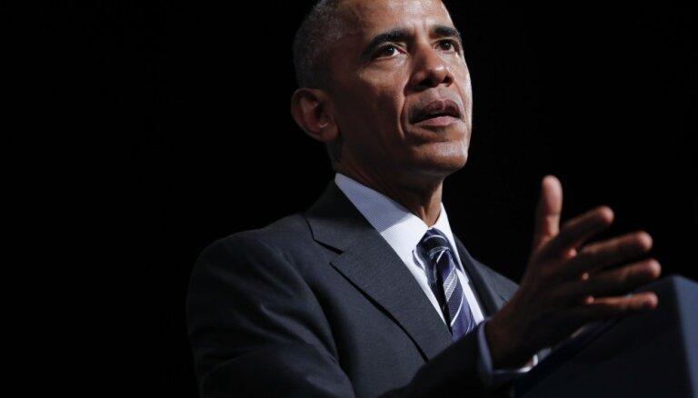 Obama Berlīnē piedalīsies protestantu konferencē
