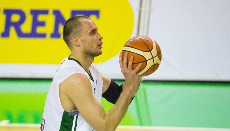 Lauris Blaus atgriežas BK 'Ventspils'