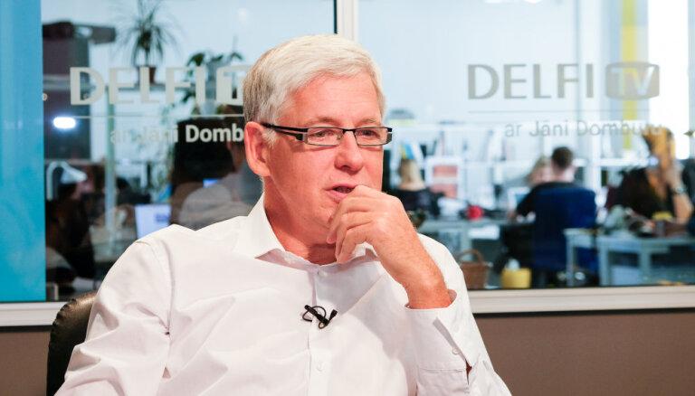 'Delfi TV ar Jāni Domburu': atbild Latvijas sporta leģenda Valdis Valters – pilna intervija