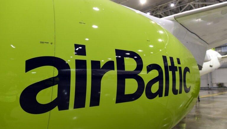 Гаусс: airBaltic в этом году прогнозирует рост оборота на 15%