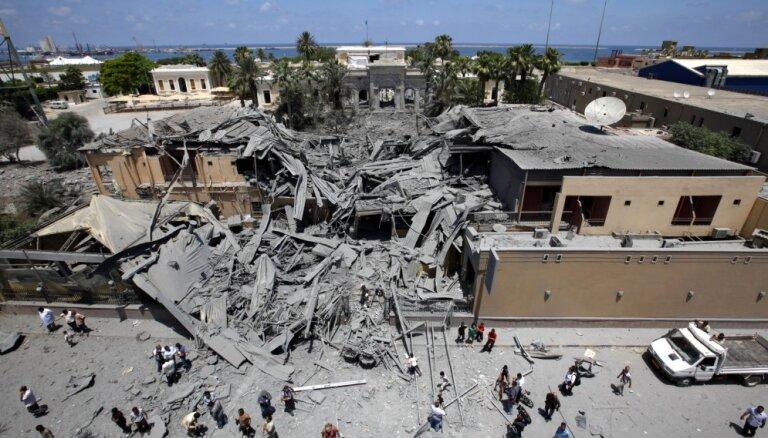 Lībijas valdības vienojas decembrī rīkot vēlēšanas